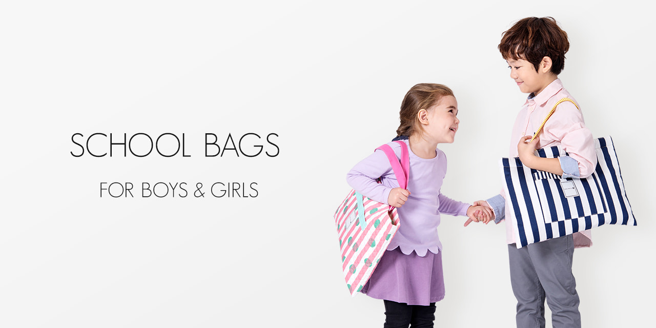 SCHOOL BAGS FOR BOYS & GIRLS
