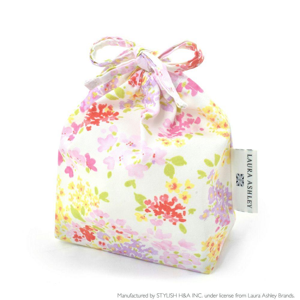 LAURA ASHLEY 巾着 小 コップ袋 Amelie_1