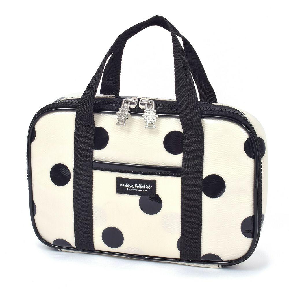 decor PolkaDot 裁縫・ソーイングセット polka dot large(twill・white) _1